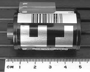 Photographic film - Image: Dx 135can