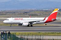 EC-MDK - A320 - Iberia