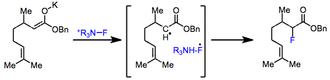 Electrophilic fluorination - Image: EF Mech 2