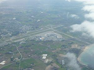 Stavanger Airport, Sola - Image: ENZV Aerial 2011