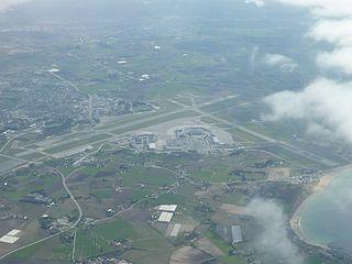 Stavanger Airport, Sola international airport serving Stavanger, Norway