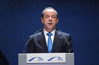 Lawrence Gonzi - Image: EPP Congress Marseille 7444 (6477260183)