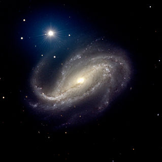 NGC 613 Galaxy in the southern constellation of Sculptor