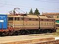 E 645 locomotive at Tortona, Italy (6819258607).jpg