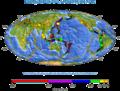 Earthquake distribution 2005.png