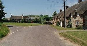 Chaldon Herring - Image: East Chaldon Village geograph.org.uk 1715736