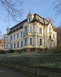 Brunnenstraße in Eberswalde
