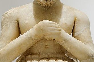 Statue of Ebih-Il - Image: Ebih Il Louvre AO17551 n 06