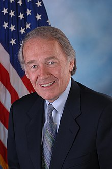 Portrait officiel d'Ed Markey.