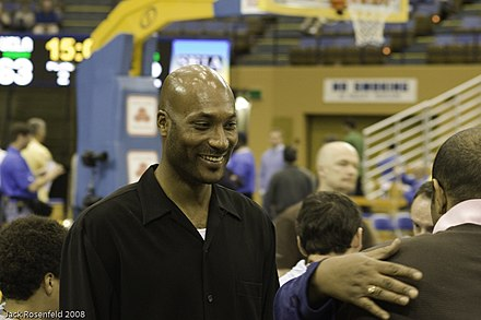 Ed O'Bannon, a member of the 1995 Championship team, was player-of-the-year Ed OBannon real.jpg