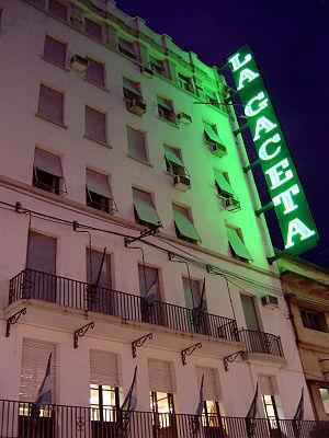 La Gaceta (Tucumán) - Headquarters in San Miguel de Tucumán