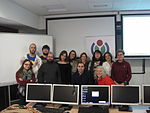 Editatón Open Education Weekipedia 2016.JPG