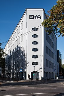 Estonian Academy of Arts university