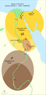 Sixteenth Dynasty of Egypt
