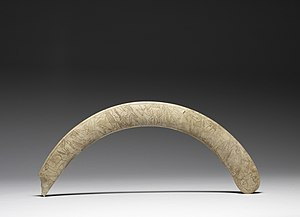 Birth Tusk - Birth Tusks in the Walters Art Museum