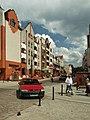 Elbląg, Stary Rynek, Garbary.JPG
