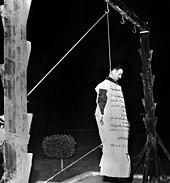women being hung