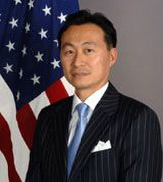 Assistant Secretary of State for International Security and Nonproliferation - Image: Eliot Kang 2017