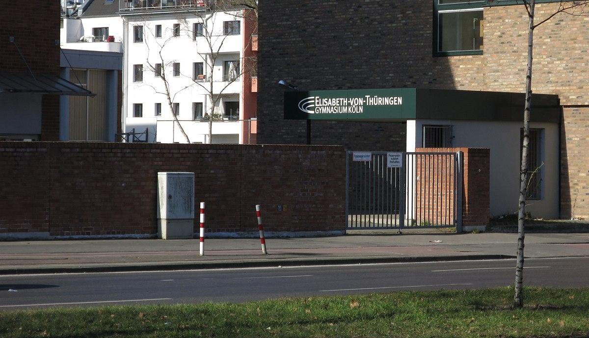 Elisabeth Von Thüringen Gymnasium