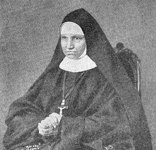 Élisabeth Eppinger German religious (1814–1867)