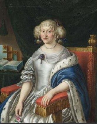 Princess Elisabeth Sophie of Saxe-Altenburg - Image: Elisabeth Sophie of Saxe Altenburg, duchess of Saxe Gotha Altenburg