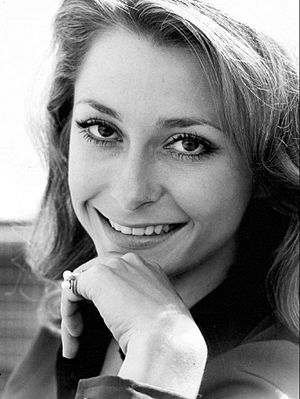 Elizabeth Ashley - Ashley in 1971.