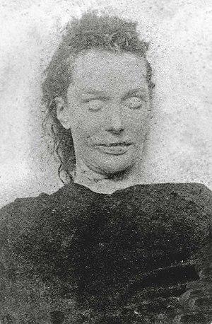Elizabeth Stride - Image: Elizabeth stride 100