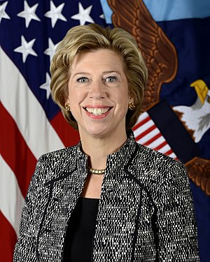 Under Secretary of Defense for Acquisition, Technology and Logistics - Image: Ellen Lord official photo