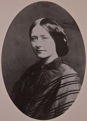 Ellen Ternan - Ellen Ternan, 1858