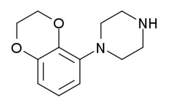 Benzodioxan - Image: Eltoprazine