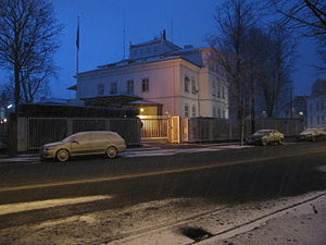 Denmark–Russia relations - Embassy of Russia in Copenhagen