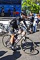 Emilia Fahlin before the start of Stage 3 in Elk Grove (34916915745).jpg