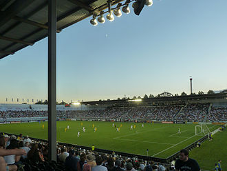 Empire Field - Whitecaps vs. Columbus Crew on July 6, 2011