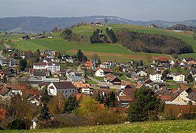 Dorfzentrum von Endingen