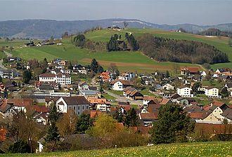 Endingen, Switzerland - Image: Endingen Dorf