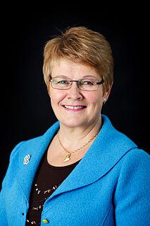 Maud Olofsson Swedish politician