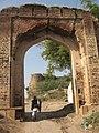 Entering the Gohad Fort.jpg