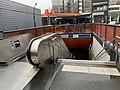 Entrée n°2 Gare Val Fontenay Fontenay Bois 2.jpg