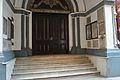 Entrance - Magen David Synagogue - Kolkata 2013-03-03 5426.JPG