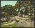 Entrance to Devil's Den, Gettysburg-LCCN2008679651.tif