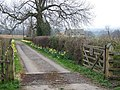 Entrance to Keepers Cottage - geograph.org.uk - 376903.jpg