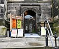 Entrance to Stockport Parish Church (geograph 2740047).jpg