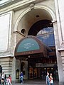 Entrance to the Exchange Arcade - geograph.org.uk - 1911413.jpg