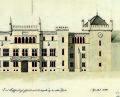 Erfurt Schinkel Entwurf Rathaus 1834.jpeg