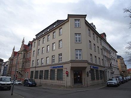 Erfurter Bank Wikiwand