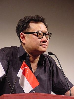 Eric Khoo - Eric Khoo in 2010