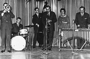 1960 in jazz - Erik Lindström group