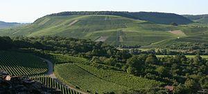 Erlenbach, Baden-Württemberg - Image: Erlenbach Kayberg 20060716