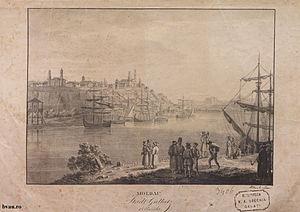 Galați - Galați in 1826