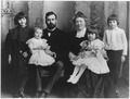 Ernest Hemingway with Family, 1905 - NARA - 192666.tif